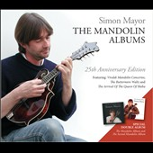Simon Mayor: The Mandolin Album