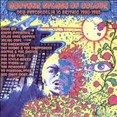 Various Artists: Another Splash of Colour: New Psychedelia in Britain from 1980 to 1985 [Box]