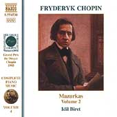 Chopin: Complete Piano Music Vol 4 / Idil Biret