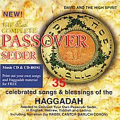 David & the High Spirit: Real Complete Passover