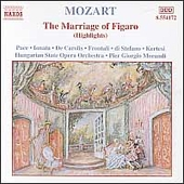 The Marriage of Figaro (Highlights) / Pace, Ionata, et al