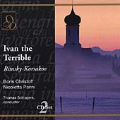 Rimsky-Korsakov: Ivan the Terrible / Schippers, Panni, et al