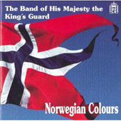 Norwegian Colours / The Band of His Majesty the King's Guard
