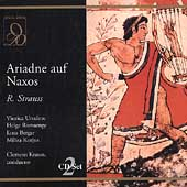 Strauss: Ariadne auf Naxos / Krauss, Ursuleac, Korjus, et al