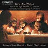 MacMillan: Why is this Night Different, etc / Plane, Emperor