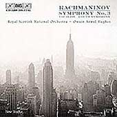 Rachmaninov: Symphonies Vol 2 / Hughes, Royal Scottish