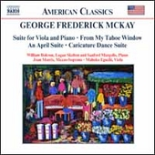 American Classics - McKay: Suite for Viola, etc / Bolcom