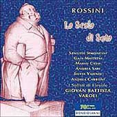 Rossini: La Scala di Seta / Varoli, Matteini, Cassi, Sari