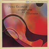 Krommer: 6 Clarinet Quartets / Cl&#246;cker, Consortium Classicum