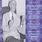 Mozart: Don Giovanni / Furtw&#228;ngler, Siepi, Edelmann, et al