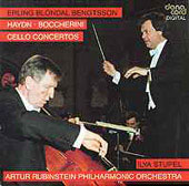 Boccherini: Cello Concerto;  Haydn: Cello Concertos