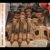 Trautner Plays the Organ of Riga Cathedral
