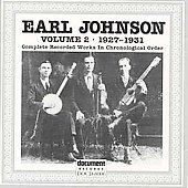 Earl Johnson (Fiddle): Complete Recorded Works, Vol. 2 (1927-1931)