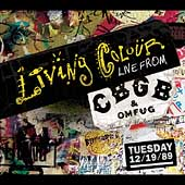 Living Colour: Live From CBGB's Tuesday 12/19/89 [Digipak]