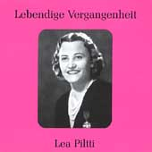 Lebendige Vergangenheit - Lea Piltti