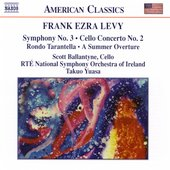 American Classics - Levy: Symphony no 3, etc / Yuasa