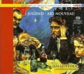 Jugend - works by Sibelius, Kuula and Lehtola / Art Nouveau, Jan Lehtola, organ
