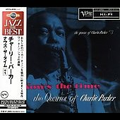 Charlie Parker (Sax): Now's the Time [Japan Gold CD]