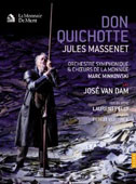 Massenet: Don Quichotte / Marc Minkowski, Jose Van Dam [DVD]