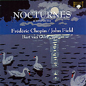 Chopin, Field, Kalkbrenner, etc: Nocturnes / Bart van Oort