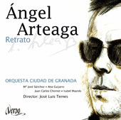 Retrato - The music of Angel Arteaga / José Sanchez, Ana Guijarro, Juan Carlos Chornet, Isabel Maynes