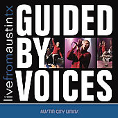 Guided by Voices: Live from Austin TX [Digipak]