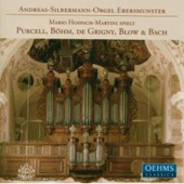 Andreas-Silbermann-Orgel Ebersmunster / Hospach-Martini