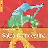 Various Artists: The Rough Guide To: Salsa Clandestina