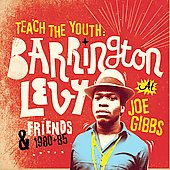 Barrington Levy: Teach the Youth