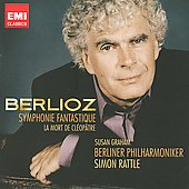 Berlioz: Symphonie Fantastique, etc / Simon Rattle, Susan Graham, Berlin PO, et al