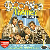 Various Artists: Doo Wop Themes, Vol. 4: Girls, Pt. 4