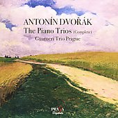 Dvorák: Complete Piano Trios / Guarneri Trio Prague