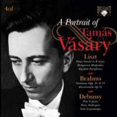 Piano Music of Liszt / Tamas Varsary