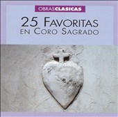 25 Favoritas en Coro Sagrado