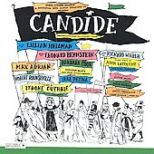 Leonard Bernstein/Original Broadway Cast: Candide [Columbia Bonus Tracks] [Remaster]