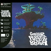 Gorillaz: Plastic Beach [Deluxe Edition] [CD/DVD] [PA]