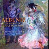 Albeniz: Guitar Works / Giuseppe Feola