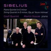 Sibelius: Piano Quintet in G minor; String Quartet Op. 56
