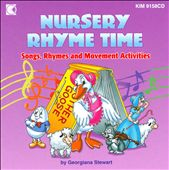 Various Artists: Nursery Rhyme Time