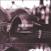 Night Strings / Works for viola and guitar
