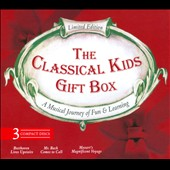 Classical Kids: The Classical Kids Gift Box [Box] *