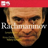 Rachmaninov: Symphony No. 2 / Kirov Orchestra - Gergiev