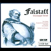 Verdi: Falstaff / Karajan, Gobbi, Schwarzkopf, Alva, Moffo