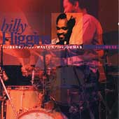 Billy Higgins (Drums): Once More