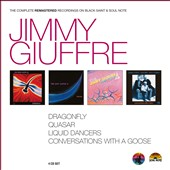 Jimmy Giuffre: The  Complete Remastered Recordings on Black Saint & Soul Note [Box]