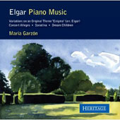 Elgar: Piano Music