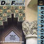 2 Guitars in 6 Rooms - Works by Granados, Albeniz, De Falla / Duo Favori