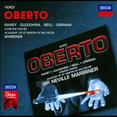 Verdi: Oberto / Samuel Ramey, Maria Guleghina, Violeta Urmana, Stuart Neill, Sara Fulgoni - Marriner