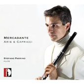 Saverio Mercadante: Arie e Capricci - 20 Caprices; Variations for solo flute / Stefano Parrino: flute