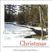 Mona Terry/Jean Norton: Peace Hope and Wonder... Christmas
